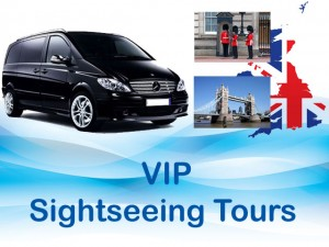 Vip private guided sightseeing tour of London