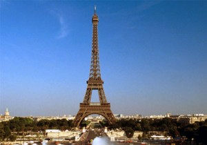 Paris Eiffel tower Sightseeing tour London