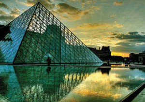 Paris Louvre Museum Sightseeing tour London