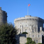 Windsor Castle round tower Tour