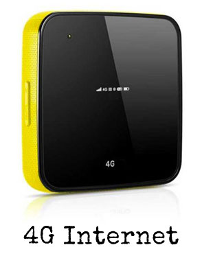 Image - fast 4G mobile internet hire