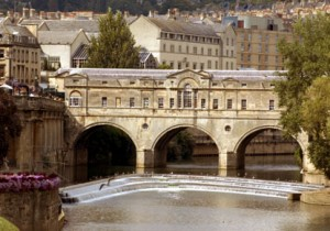 Bath pulteney bridge United Kingdom
