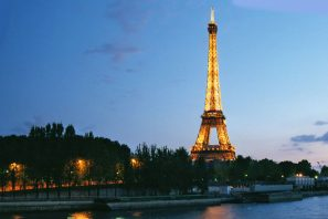 Paris Overnight Sightseeing Tour – Journey from London