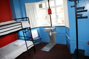 Cheap and Affordable london hostel