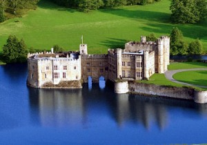 leeds castle sightseeing tour united kingdom